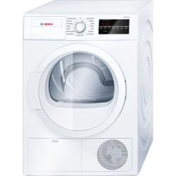 """Secadora compacta de condensación de 24 """"Serie 300 BOSCH - Blanco - WTG86400UC"""