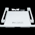 BOSCH Kit de apilamiento con bandeja extraíble - WTZ11400