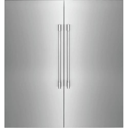 """Refrigerador/Congelador FRIGIDAIRE PRO Empotre 64"""" - FPFU19F8WF + FPRU19F8WF"""