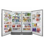 """Refrigerador/Congelador FRIGIDAIRE PRO Empotre 64"""" - FPRU19F8RF + FPFU19F8RF"""