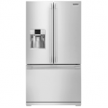 Refrigerador 23p3 Frigidaire PRO - Puerta Francesa - Inoxidable - Empotre - LED