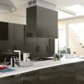 Campana de Isla 90cm FALMEC modelo LAGUNA color negro