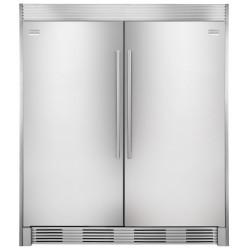 Refrigeración de empotre
