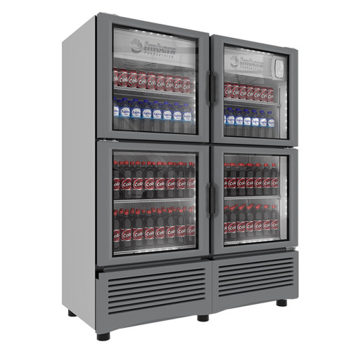 Enfriador de Bebidas IMBERA Libre Instalación 150cm - VR35 4P