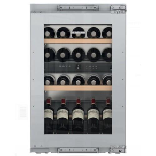 """Cava de Vinos LIEBHERR Empotre (Zona Dual) 24"""" - HW3000"""