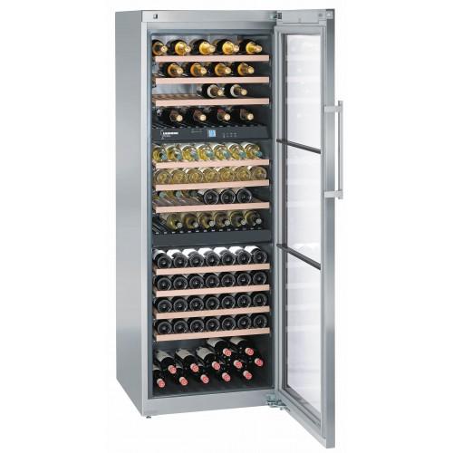 """Cava de Vinos LIEBHERR Libre Instalación (Tres Zonas Temperatura) 28"""" - WS 17800"""