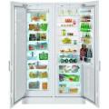 """Refrigerador/Congelador LIEBHERR Empotre 48"""" - SBS 19H1"""