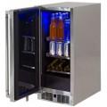 """Refrigerador 15"""" bajo cubierta para exterior LYNX modelo LM15REFR"""