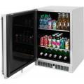 """Enfriador de Bebidas LYNX Bajo Cubierta (Para exterior Con/Dispensador) 24"""" - LM24BFR"""