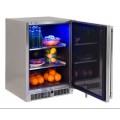 "Refrigerador 24"" bajo cubierta para exterior LYNX modelo LM24REFL"