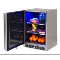 """Refrigerador LYNX Bajo Cubierta (Para exterior) 24"""" - LM24REFR"""