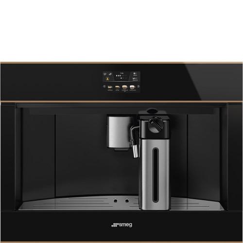 Cafetera SMEG Empotre 60cm - CMS4604NR