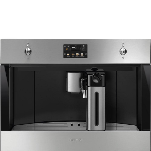 Cafetera SMEG Empotre 60cm - CMSU4303X