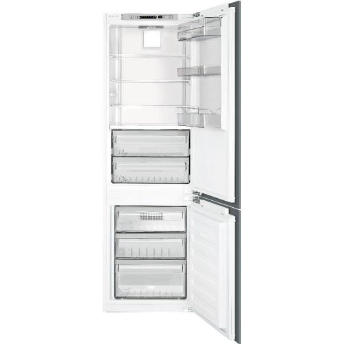 Refrigerador/Congelador SMEG Empotre (Panelable con Fabrica de Hielo) 60cm - CB300UI