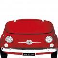 Refrigerador SMEG Libre Instalación (Fiat Rojo) - SMEG500R