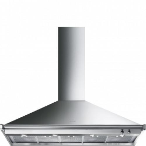 Campana de Pared 150cm SMEG modelo KD150XE