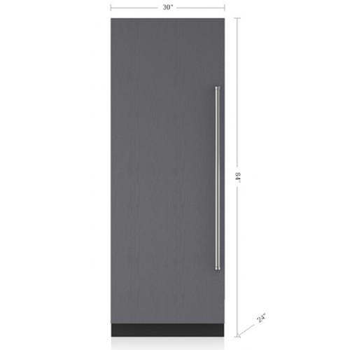 """Congelador SUB-ZERO Empotre (Panelable Jaladera Izquierda) (Maquina de Hielos) 36"""" - IC-36FI-LH"""