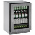 Enfriador de Bebidas U-LINE Bajo Cubierta (Panelable) 60cm - U-2260DCINT-00B (220-240v)