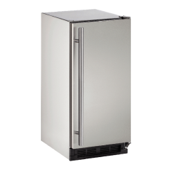 """Refrigerador para Exterior 15"""" bajo cubierta U-Line modelo U-1215RSOD-13A (SS) (Lock)"""
