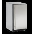 """Refrigerador 18"""" bajo cubierta U-Line modelo U-2218RS-00B (SS)"""