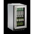 """Refrigerador U-LINE Bajo Cubierta (Con Cerradura y Bisagra Derecha) 18"""" - U-3018RGLS-13B"""