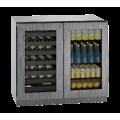 """Enfriador de Bebidas U-LINE Bajo Cubierta (Panelable) 36"""" - U-3036BVWCINT-00B"""