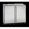 """Refrigerador 36"""" bajo cubierta U-Line modelo U-3036RRS-00B (SS)"""