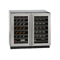 """Enfriador de Vinos U-LINE Bajo Cubierta (Con Cerradura) 36"""" - U-3036WCWCS-13B"""