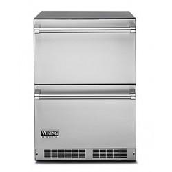 "Cajones Refrigerantes Outdoor Undercounter 24"" VIKING - VDUO5240D SS"