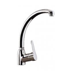 Teka Kitchen Faucet MF 2 Project Cuello Alto Model Chrome finish 81.9113.62